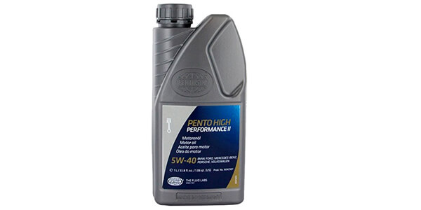 Pentosin 5W40HP21L 5w40 synthetic high-performance motor oil