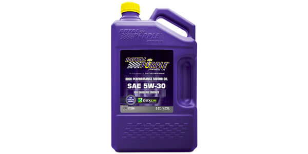 Royal Purple 51530 High Performance Synthetic Motor Oil