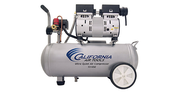 California Air Tools 5510SE Ultra Quiet Air Compressor