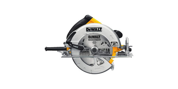 DEWALT DWE575SB Circular Saw with Electric Brake