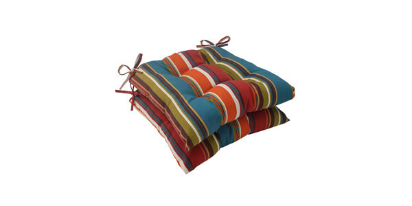 Pillow perfect Westport tufted Seat Cushion