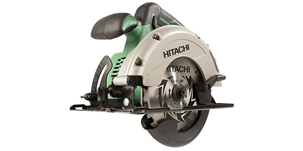 Hitachi C18DGLP4 Circular Saw with Lifetime Tool Warranty