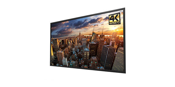 Mirage Vision World's Thinnest Outdoor television
