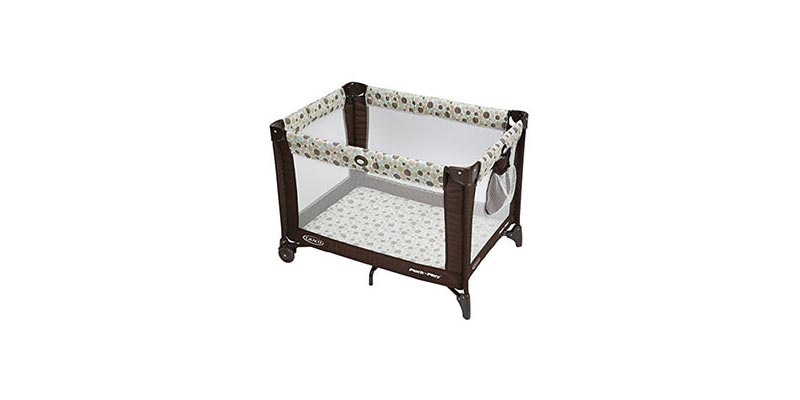 10 Best Portable Baby Cribs