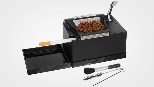 10 Best Cigarette Rolling Machines in 2019 Reviews