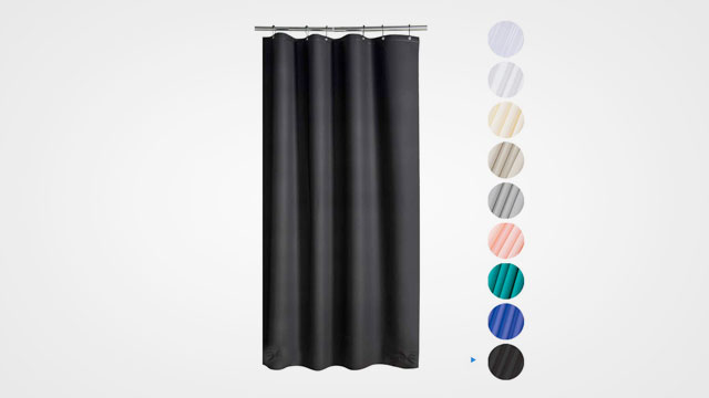 10 Best Shower Curtains Based on 2019 Reviews