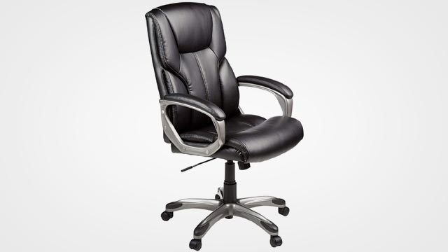 Best High Back Office Chair - (Lower Back Pain) in 2019 Review
