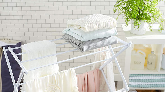 Top 10 Best Clothes Drying Racks in 2019 Reviews & Buyer's Guide