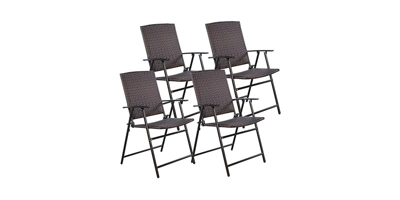 10 Best Patio Dining Chairs Reviews