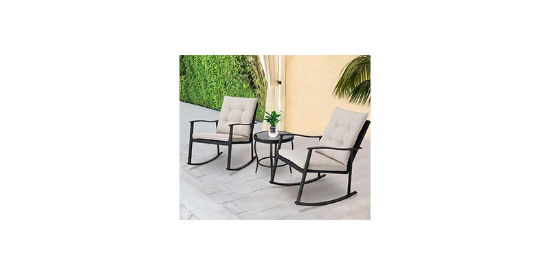 10 Best Patio Rocking Chairs